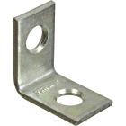 National Catalog 115 3/4 In. x 1/2 In. Zinc Corner Brace Image 1