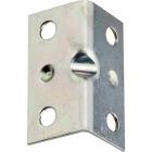 National Catalog V113 Series 1-1/2 In. x 3/4 In. Zinc Corner Brace (4-Count) Image 1