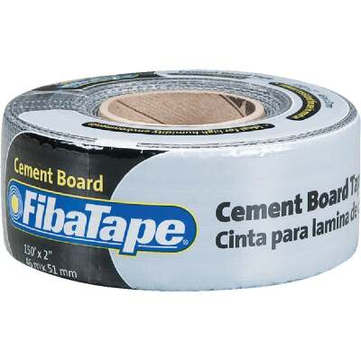 FibaTape 2 In. W. x 150 Ft. L. Cement Board Seaming Tape