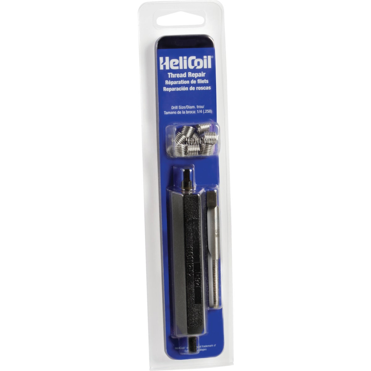 HeliCoil M10 x 1.50 Stainless Steel Thread Repair Kit Image 1
