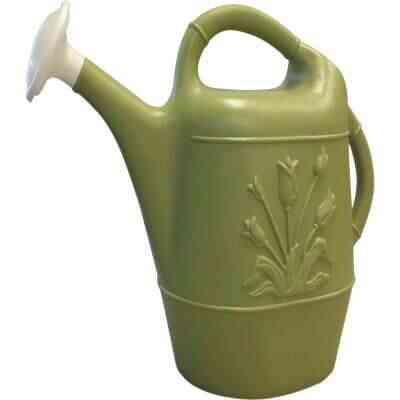 Union Products 2 Gal. Sage Green Poly Watering Can